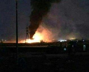 İsrail Suriyeyi vurdu!