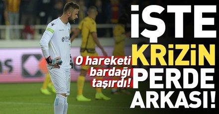 İşte Trabzonsporda Onur Kıvrakın kadro dışı kalmasının nedeni