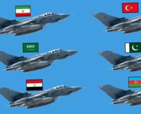 Dünyayı korkutan liste! İşte İslam ordusunun gücü!