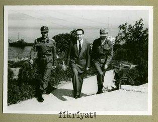 Adnan Menderes'in idamından önce Yassıada'da çekilmiş az bilinen fotoğrafları