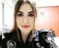 İzmirde korkunç kaza! Kadın polis...