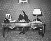 Görülmemiş fotoğraflarıyla idamının 58.yılında Adnan Menderes
