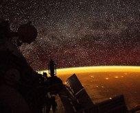 NASAdan turuncu dünya paylaşımı