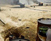 Suriyede enerji savaşı sürüyor