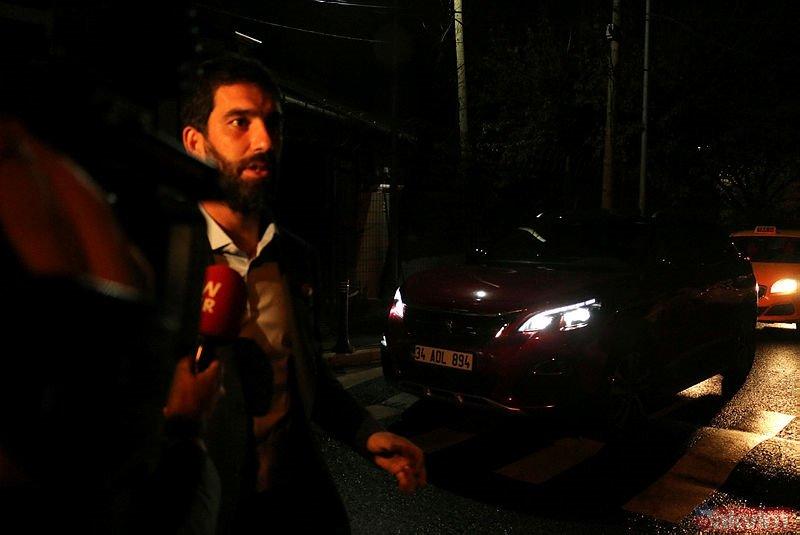 Arda Turan Berkay kavgasında Burak Yılmaz detayı!
