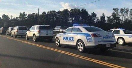 Son dakika: ABD'de silahlı saldırı: 1 polis öldü, 4 polis yaralı