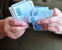 Emekliye 2 bin lira