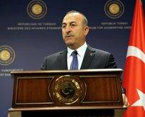 Çavuşoğlu: Rusya ve ABD YPG için yarışıyor