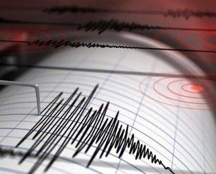 Bursa, Edirne, Balıkesir ve Çanakkale'de deprem mi oldu? Kaç şiddetinde deprem oldu?