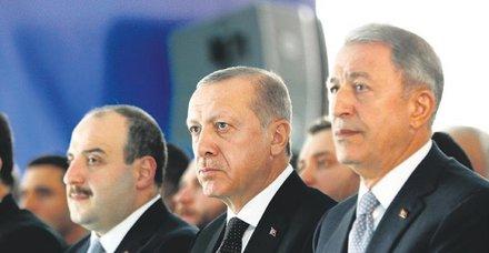 Başkan Erdoğan: Cinayetin üstünü örtme çabası var