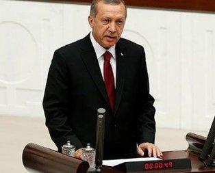 Erdoğanın yemin edeceği tarih belli oldu!