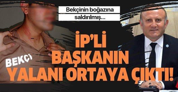 İYİ Parti'li Yetkin Öztürk'ün yalanı ortaya çıktı!