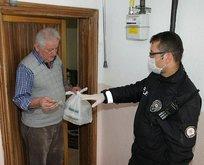 Yaşlı ve hastalara önemli hizmet