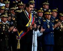 Maduroya saldırının detayları ortaya çıkıyor