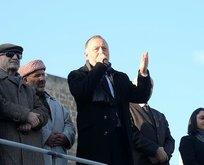 Başkan Erdoğan'ın hızlı tren müjdesi HDP'li Sezai Temelli'yi çıldırttı