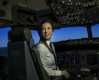 Özel uçuşa özel pilot!