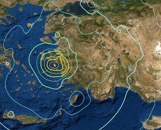 AFAD İzmir depremiyle ilgili ön değerlendirme raporunu açıkladı! Tam 1230 kez...