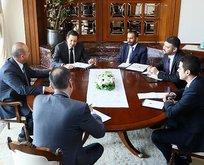 Çavuşoğlu, Körfez ülkelerinin diplomatlarıyla görüştü