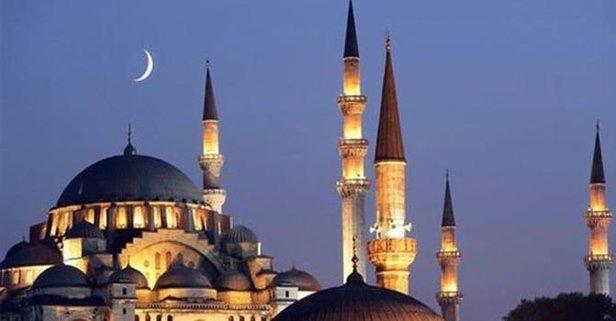 İstanbul iftar vakti 2018! İstanbulda ilk iftar saat kaçta? İşte İstanbul 16 Mayıs ezan saatleri