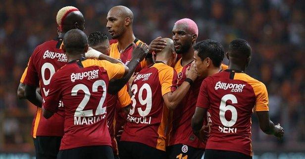 Galatasaray'ın rakibi A.Gücü