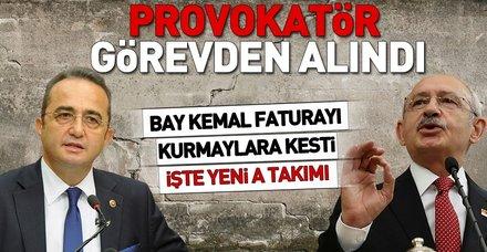 Son dakika: CHP'de yeni MYK belli oldu! İşte Kılıçdaroğlu'nun yeni A takımı