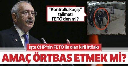 FETÖ'nün siyasi ayağı nerede? diyen Kemal Kılıçdaroğlu Atatürk Havalimanı'nda neden gözaltına alınmadı?