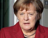Kriz sonrası Merkelden ilk açıklama