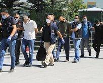'Bataklık'ta yakalanmışlardı! 34'ü tutuklandı