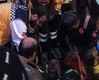 İstanbul'da feci olay! Arkadaşları hemen koştu...