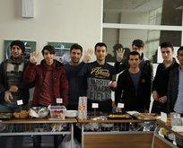 Lise öğrencilerinden Halep yardımı