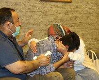PKK kan kaybediyor! Bir aile daha evladına kavuştu