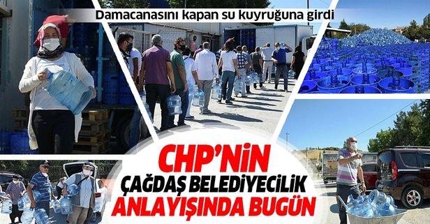 CHP'nin çağdaş belediyecilik anlayışında bugün