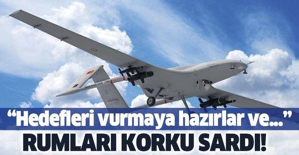 Rumları Türkiye korkusu sardı! Hedefleri vurmaya hazırlar