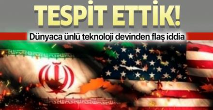 Teknoloji devi Microsoft'tan İran iddiası: Hackleme girişimi tespit ettik