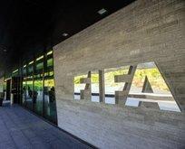 FIFA'dan Türk takımına tarihi ceza!