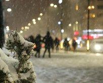 Meteoroloji'den kar uyarısI