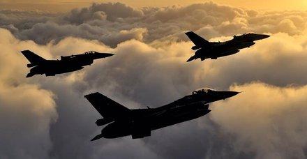 Son dakika: Kuzey Irak'a hava harekatı! 8 terörist öldürüldü