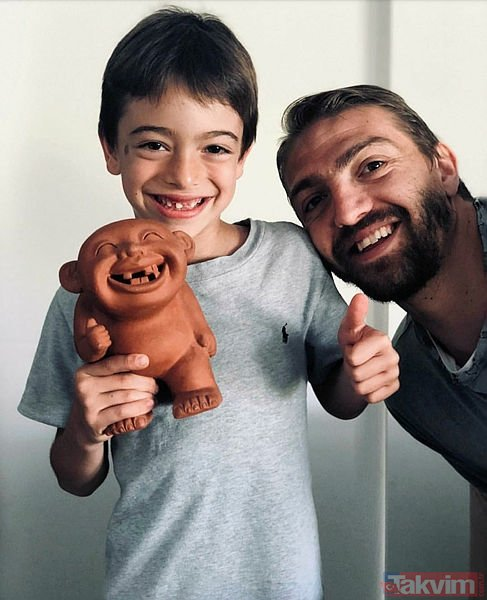Son dakika: Caner Erkin'e kötü haber: Oğlu Çınar'ın velayet davası reddedildi! Kararı öğrenen Asena Atalay...