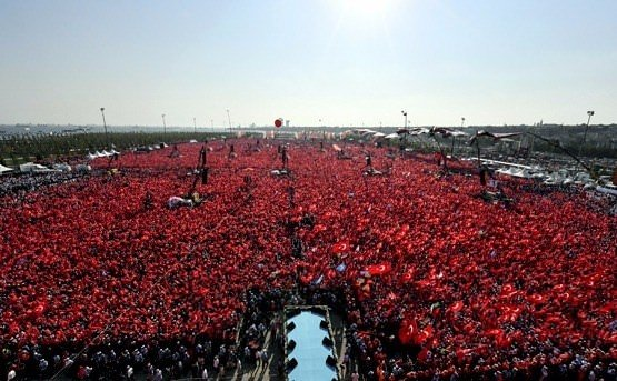 Cumhurbaşkanı Recep Tayyip Erdoğan, AA'nın Yılın Fotoğrafları oylamasına katıldı
