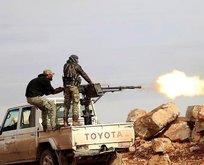 El-Bab'da DAEŞ hedeflerine operasyon