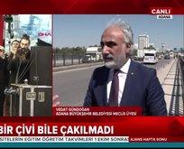 CHP'li Zeydan Karalar söz verdi yapmadı