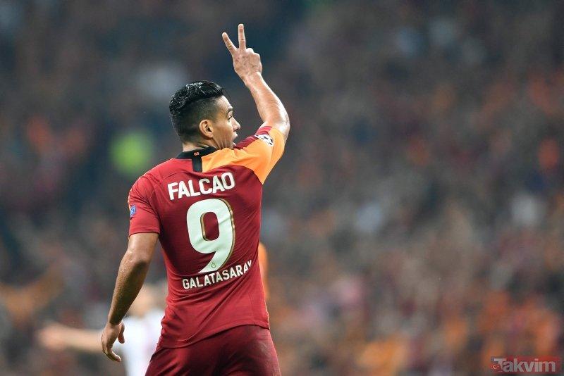 Galatasaray'ın sakatlıkla boğuşan ismi Falcao sonunda konuştu! Real Madrid maçında oynayacak mı?