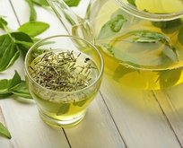 Yeşil çay yağ yakar