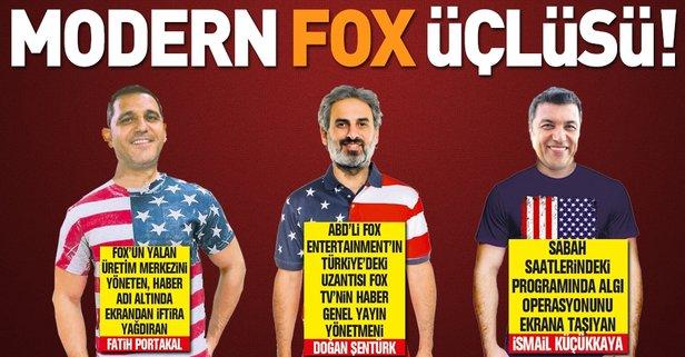 Modern FOX üçlüsü