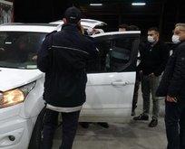 Polislere kimlik soran 'sahte polis' gözaltına alındı