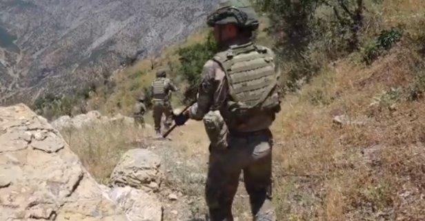 MSB duyurdu! 5 PKK'lı cehenneme gönderildi!