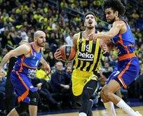Fenerbahçe Beko üst üste 4. kez mağlup