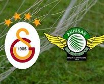 Galatasaray Akhisarspor maçı ne zaman ve saat kaçta?
