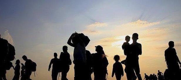 Erzurum'da 39 düzensiz göçmen yakalandı