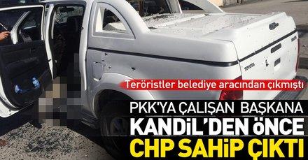 Sezgin Tanrıkulu, PKKya çalışan HDPli belediye başkanı Bekir Kayaya sahip çıktı